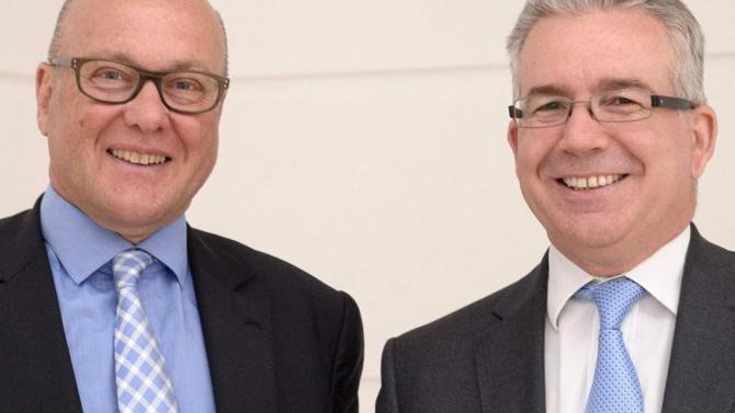 Éric Pinon vient de succéder à Yves Perrier à la présidence de l'AFG.