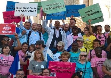 Revendiquer une organisation horizontale dans laquelle chaque adhérent participe à l'élaboration d'un projet politique, fait-il d'En Marche ! un mouvement « libéré » ? Décryptage.