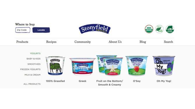 Le groupe coté français se sépare de sa filiale américaine de produits laitiers frais. Cette cession répond aux impératifs posés par le régulateur local après le rachat de WhiteWave par ce dernier.