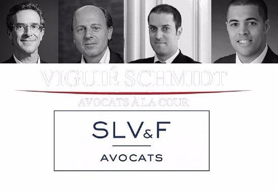 Les cabinets Viguié Schmidt et SLVF ne forment à présent qu'une seule et même structure réunissant une trentaine d'avocats. Entre les deux marques, une forte similitude de projets, que seuls dix ans d'écart séparaient.