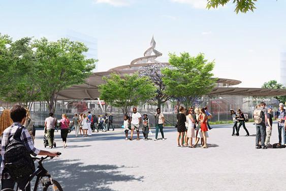 Le groupement composé de Vinci Construction et Spie Batignolles a remporté le contrat de construction de la gare de Noisy-Champs dans le cadre du Grand Paris Express, pour un montant de 156 millions d'euros.