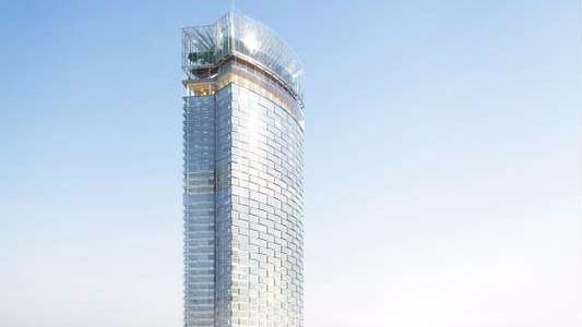 La tour Montparnasse sera entièrement réhabilitée d'ici 2024 par les architectes de la Nouvelle agence pour l'opération Maine-Montparnasse (AOM), lauréat du concours international du projet Demain Montparnasse.