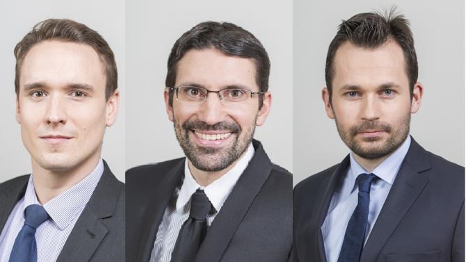 Chatain & Associés nomme trois nouveaux of counsels pour son bureau de Paris : Thomas de Boysson, Dominique Ham et Jean-Yves Demay-Pajot.