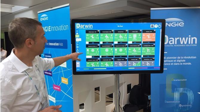 À l'occasion du forum Change Now, Engie a présenté cinq des projets incubés dans son programme d'innovation interne.