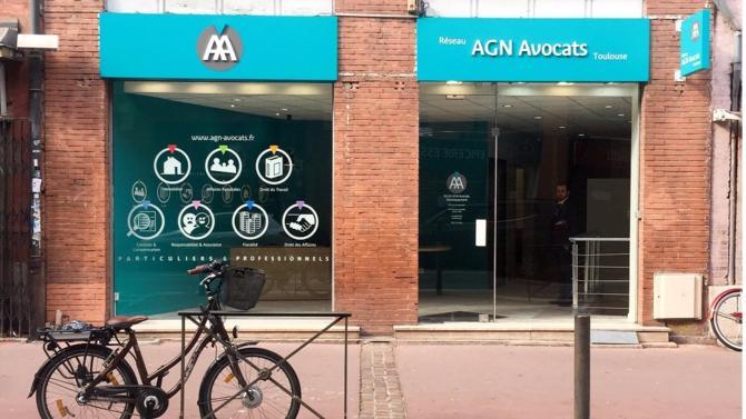 Le cabinet généraliste AGN Avocats poursuit son opération « soixante jours » et ouvre une deuxième agence à Toulouse.