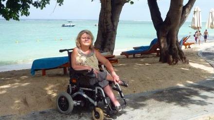INFLUENCEUR. Après avoir bourlingué aux quatre coins du monde, Marie-Odile Vincent, elle-même paraplégique, travaille aujourd'hui à l'élaboration de voyages à la carte à destination des personnes à mobilité réduite. Un bon moyen d'éveiller les consciences.