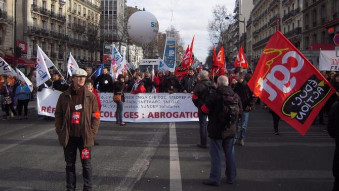 Rien ne va plus pour les syndicats. Malgré leurs appels répétés à manifester tout au long du mois de novembre, ils n'auront pas réussi à mobiliser les foules contre la ratification des ordonnances visant à réformer le code du travail.