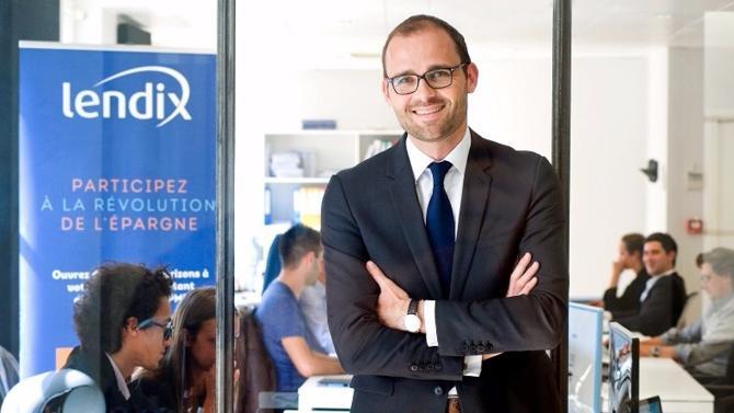 Créée en 2014, Lendix, dirigée par Olivier Goy, ne cesse de se développer. Preuve en est, la Banque européenne d'investissement compte depuis peu parmi ses prêteurs, en ayant injecté 18,5 millions d'euros dans la plateforme. Une success-story qui fait de Lendix la seule fintech française dans le Top 50 du classement KPMG H2 ventures, pour la deuxième année consécutive.
