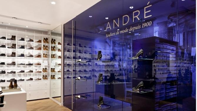 992359eb74f La vente du chausseur André est un problème en moins pour Vivarte et une  occasion en