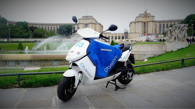 Par le biais de son fonds RATP Capital Innovation, le réseau de transports parisien mène le nouveau tour de table de la société française de scooters en libre-service (40 M€).