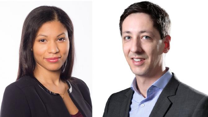 Le cabinet de niche en droit social promeut deux avocats au rang d'associés : Nelly Jean-Marie et Mathieu Hugueville.