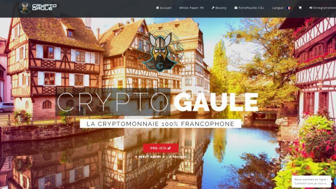 Trois jeunes entrepreneurs se sont lancé le pari fou de créer une cryptomonnaie 100 % française baptisée Cryptogaule. Ayant séduit une vingtaine de commerces en une semaine, ils espèrent rapidement couvrir un tiers du marché. Explications.