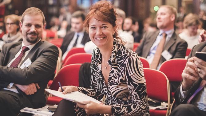 PORTRAIT. Stéphanie Fougou, la présidente de l'Association française des juristes d'entreprise, qui depuis quatre ans représente et défend la profession, s'apprête aujourd'hui à passer la main. Portrait d'une femme de conviction plus que jamais déterminée à transformer la filière du droit en France.