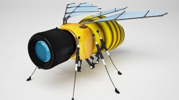 La réalité n'est pas loin de rattraper la fiction pour le plus grand distributeur au monde. Celui-ci vient de déposer un brevet pour des « véhicules sans équipage incluant un applicateur de pollen ».