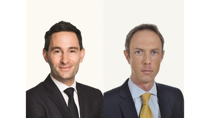 L'équipe parisienne du cabinet intègre deux nouveaux associés : Hippolyte Marquetty et Christopher Mainwaring-Taylor.