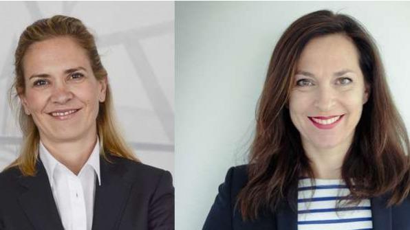 Edmond de Rothschild a annoncé les nominations de Florence Gaubert et Sarah Arnett.