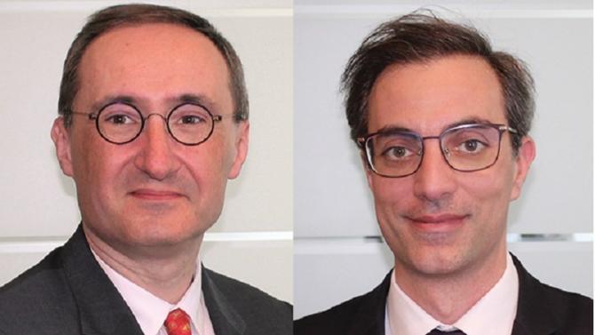 Jean-Claude Vecchiatto et Bertrand Lévy intègrent respectivement les départements « aéronautique, espace et défense » et « corporate » de Bird & Bird en qualité d'associés.