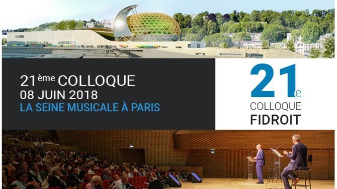 Le 21e colloque Fidroit se tiendra le vendredi 8 juin prochain à la Seine Musicale à Paris. Il sera placé sous le signe du conseil en organisation patrimoniale.