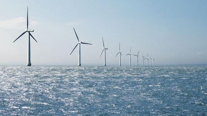 EDF a annoncé avoir acquis un parc éolien marin au large de l'Écosse. Ce projet, toujours en cours de construction devrait entrer en service à d'ici 2023.