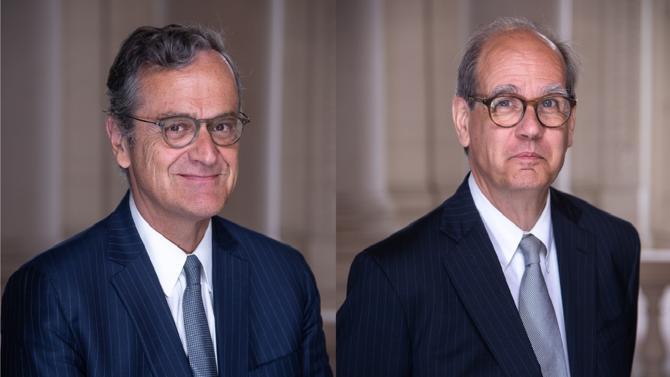 Roch-Olivier Maistre et Gilles Andréani sont nommés présidents de chambre auprès de la Cour des comptes.