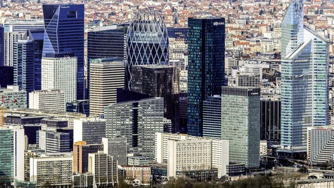 Bureaux paris et la défense renouent avec les demandes de