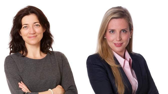 Julie Vern Cesano-Gouffrant et Sara Susnjar sont cooptées associées au sein des départements M&A et contentieux de Winston & Strawn à Paris.