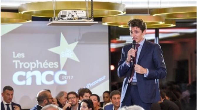 Le Conseil national des centres commerciaux  a annoncé le palmarès des « Trophées CNCC 2018 » lors de la soirée de gala du Siec18, qui a eu lieu mardi 5 juin 2018 au Pavillon Royal à Paris.