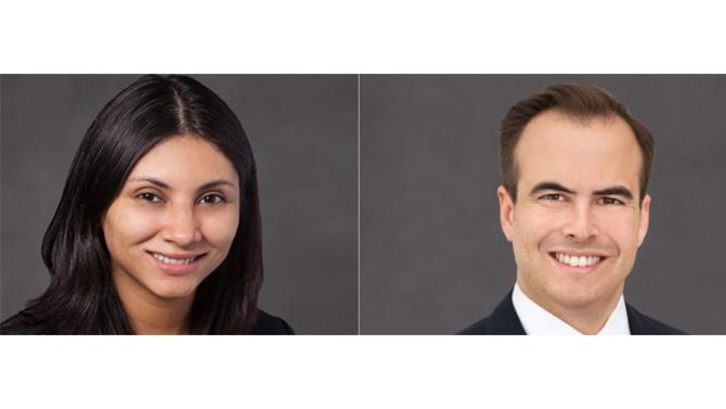 On June, two promotions to partner have been made in the dispute resolution practice at the Miami office of Diaz Reus & Targ.
