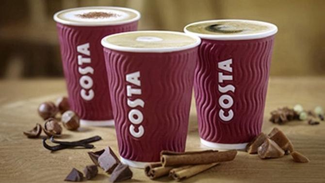 Le concurrent britannique de Starbucks compte s'appuyer sur le réseau global du géant des boissons fraîches afin de s'imposer sur un marché en pleine ébullition.