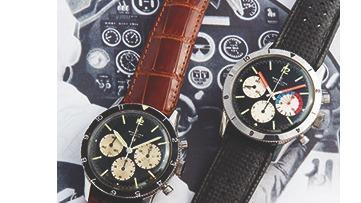 Les montres Breitling vintage sont devenues des icônes et il y a fort à parier que leur « cote d'amour » va continuer à monter.
