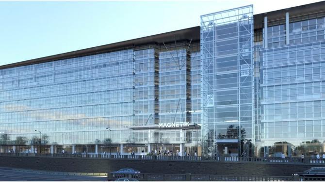 J.P Morgan Asset Management et La Salle ont annoncé avoir trouvé un accord avec Chronopost pour un bail de dix ans l'immeuble de bureaux Magnetik. Le bâtiment sera aussi l'objet de rénovations.