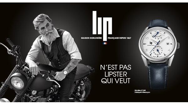 Fleuron national de l'horlogerie, Lip est citée spontanément parmi les marques préférées des Français. Connue pour ses modèles iconiques, la maison entame un nouveau chapitre de son histoire.