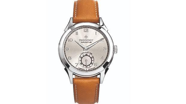 Créée dans les années 1970, malgré des débuts prometteurs, Pequignet a connu un parcours assez chaotique. Malgré tout, cette manufacture made in France représente aujourd'hui le fleuron de l'horlogerie française.
