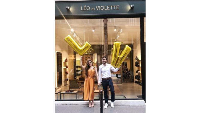 Depuis 5 ans, Léo Dominguez et Violette Polchi développent une gamme de maroquinerie abordable au style épuré. À l'écoute de leurs clients et prêts à en découdre avec l'étranger. Rencontre avec Léo.