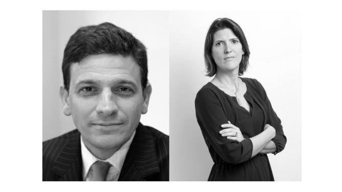 Delphine Ganoote-Mary et Laurent Barissat unissent leur force et leurs expertises complémentaires en  IP/IT pour créer Clairmont Novus Avocats.