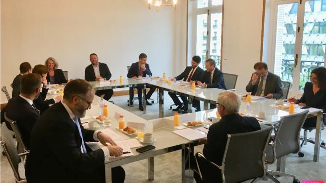 Le cabinet Betto Seraglini a réuni un prestigieux parterre de professionnels du droit des affaires afin d'échanger sur la Dispute Avoidance. Au programme des discussions : le contract management (1/5), le dispute board (2/5), la négociation raisonnée (3/5), l'expertise (4/5) et la médiation (5/5).