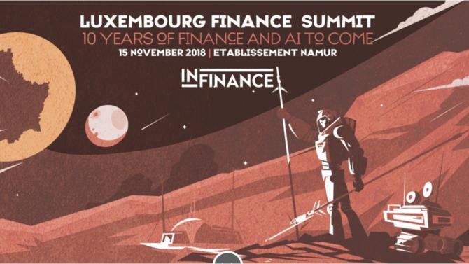 Le 15 novembre prochain, à l'Etablissement Namur, à Luxembourg-Hamm, le Luxembourg Finance Summit, célébrera son dixième anniversaire. A cette occasion, InFinance et ses partenaires reviendront sur les plus grandes innovations d'un secteur en perpétuelle évolution, guidé par les demandes de consommateurs hyperconnectés et par la transformation digitale. Puis, les experts porteront un regard vers le futur avec un focus tout particulier sur l'Intelligence Artificielle en débattant de l'impact et des opportunités qu'elle présente pour le secteur financier.