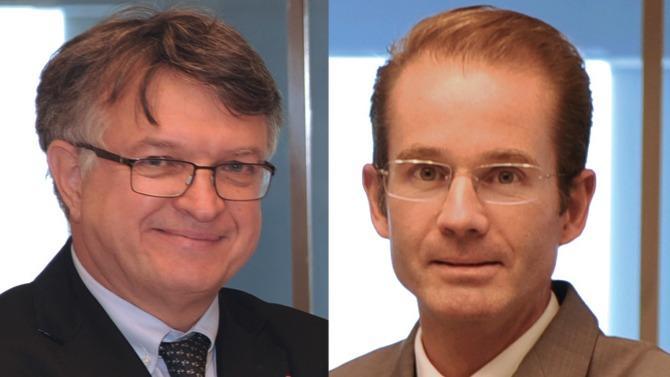 Entrés en fonction quelques jours seulement avant l'annonce en 2015 par le géant Areva de 5milliards d'euros de pertes, François Nogué et Stéphane Lhopiteau ont été aux manettes d'une restructuration longue, complexe, mais couronnée de succès.