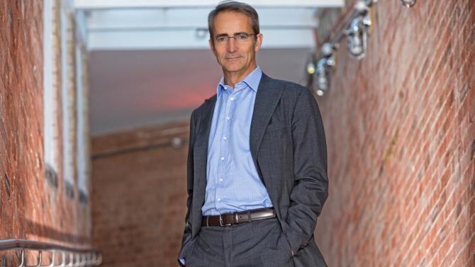 Après avoir cofondé Business Objects, première entreprise européenne cotée au Nasdaq, Bernard Liautaud met désormais son expérience au service du fonds Balderton.