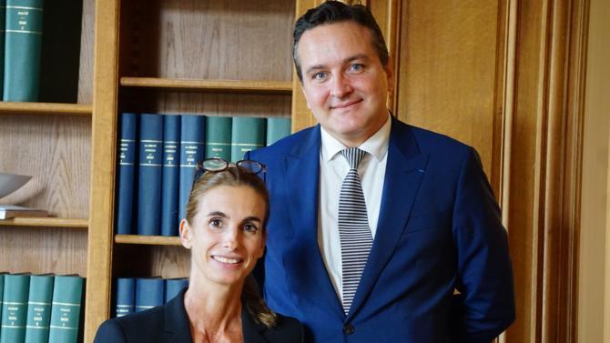 Le 4 décembre prochain, les avocats parisiens seront appelés à voter pour élire leur futur bâtonnier et, le cas échéant son vice-bâtonnier.  Parmi les candidats, découvrez Carbon De Seze et Nathalie Dubois.