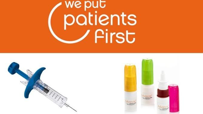 Les enchères concernant le fabricant français d'inhalateurs et de stylos à insuline ont été très animées.
