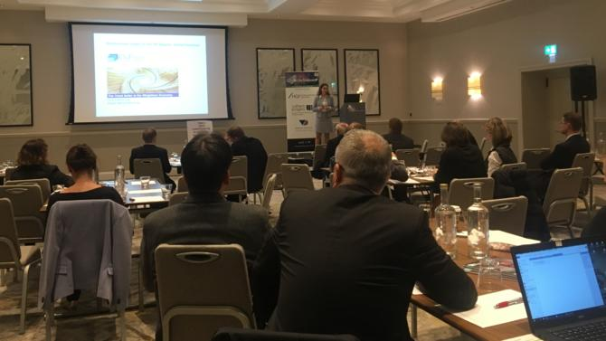 A delegation from Leaders League had a stimulating experience at the Life Science IP conference in London on 27-28 November