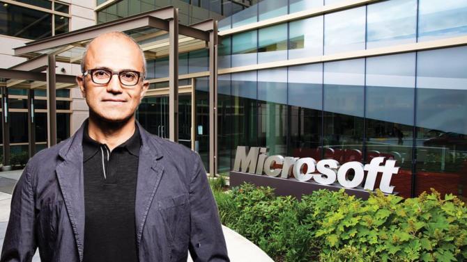 Le 30 novembre dernier, Microsoft a brièvement dérobé à Apple la place de première capitalisation boursière mondiale. Un succès qui est le reflet de l'intérêt renouvelé des investisseurs pour l'éditeur de Windows, mais aussi du changement stratégique mené à bien par son PDG, Satya Nadella.