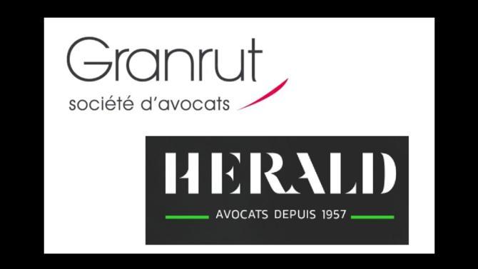 Soixante ans après sa création, le cabinet Granrut se renouvelle en prenant le nom d'Herald.