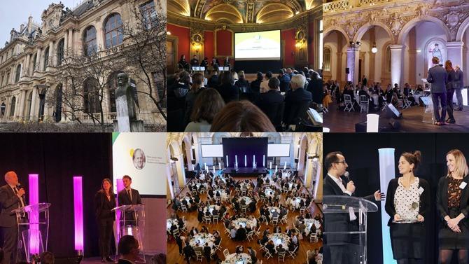 Le 13 décembre 2018, le Palais de la Bourse a ouvert ses portes à la 2ème édition lyonnaise des Victoires des leaders du capital humain, événement dédié au secteur des ressources humaines et moment de partage entre l'ensemble de ses acteurs.
