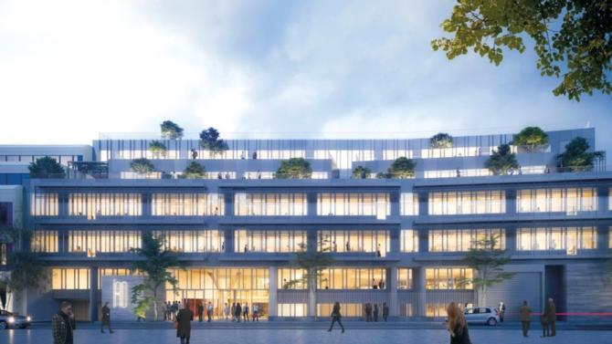 Covivio vient de signer en VEFA l'acquisition de l'immeuble Iro avenue de la République à Châtillon. L'opération, dont le montant s'élève à 121 M€ (hors droits) permet à la foncière de renforcer sa présence dans la zone de Malakoff-Montrouge-Châtillon.