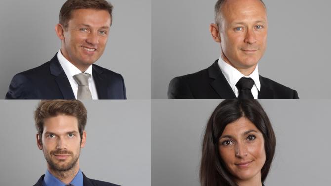 Fiducial Legal by Lamy attire quatre avocats spécialistes du droit public des affaires en provenance de chez CMS Francis Lefebvre.