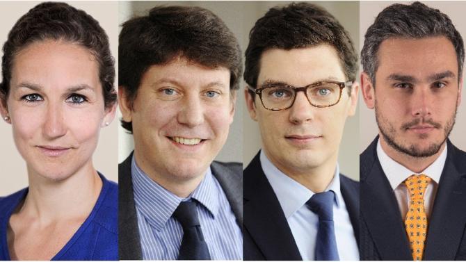 À Paris et Bruxelles, le géant français Gide Loyrette Nouel nomme quatre nouveaux associés au sein de différents départements. Ils ont tous moins de 40 ans.