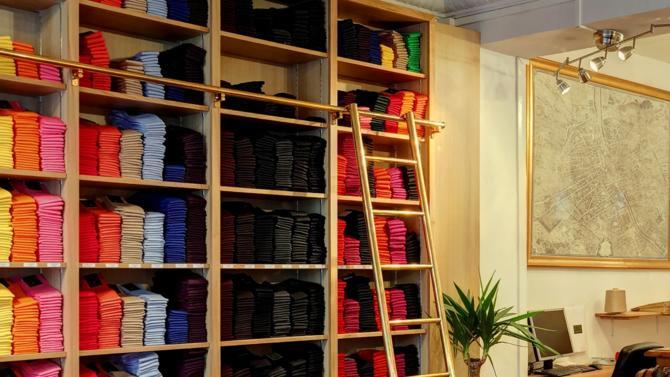 Il y a bientôt dix ans, Vincent Metzger et son associé Jacques Tiberghien fondaient leur site de vente en ligne spécialisé dans la chaussette haut de gamme. Un concept plébiscité dans le monde entier par un public en quête d'excellence.
