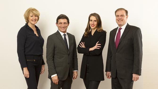 Véronique Dobelle, Emmanuel Drai, Mylène Boché-Robinet et Pierre Forget lancent le cabinet Drai Forget Boché Dobelle dédié au restructuring.